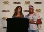 Dixie Carter & Hulk Hogan announce the move to monday nights
