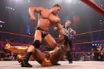 Rob Terry vs Orlando Jordan - Sacrifice 2010