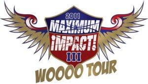 TNA MAXIMUM IMPACT TOUR 2011