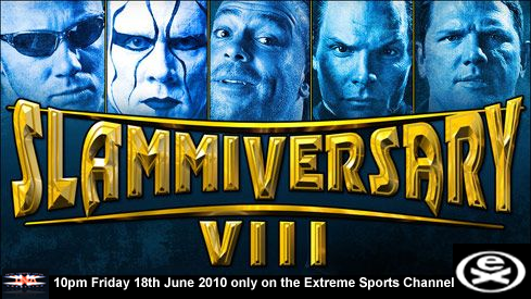 Slammiversary VIII on Extreme Sports Channel