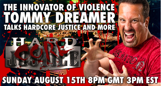 Tommy Dreamer on MOS Radio Show Tonight at 8pm