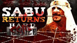 Sabu Returns at Hardcore Justice!