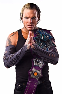 New Jeff Hardy Immortal Belt
