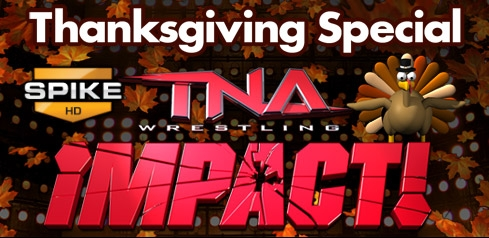 "TNA iMPACT! - ""Guess who's coming to Dinner?"""