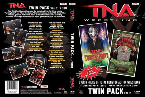TNA DVD Twin Pack