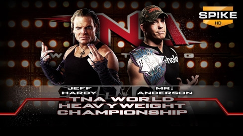"""TNA iMPACT! - """"Expect the Unexpected"""""""