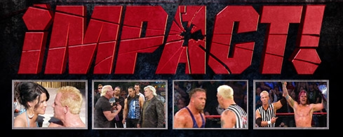 "TNA iMPACT! - ""The Boy is Back in Town"""