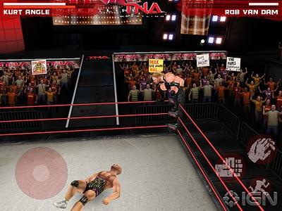 Namco TNA Wrestling