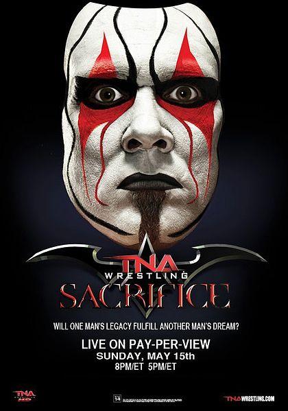 TNA Sacrifice 2011 Poster