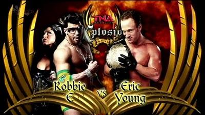 TNA Xplosion: Robbie E vs. Eric Young