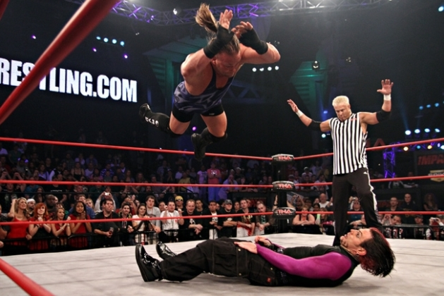 Rob Van Dam vs Jeff Hardy
