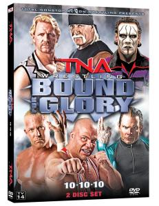 TNA Bound For Glory 2010 DVD: Out Now!