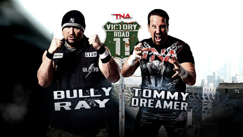Bully Ray vs. Tommy Dreamer
