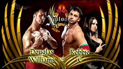 TNA Xplosion - Douglas Williams vs. Robbie E w/Cookie