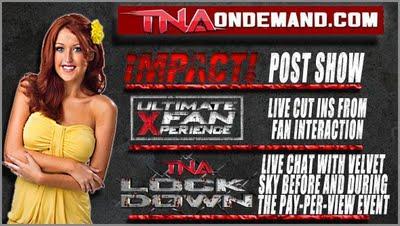 TNAOnDemand: Road to Lockdown 2011 Programming