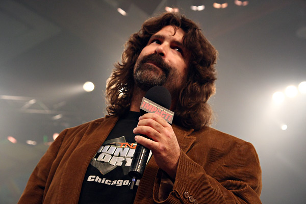 Mick Foley: Would prefer not to wrestle again