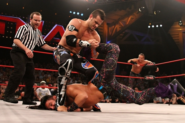 Alex Shelley: Making his return at this weeks TV tapings.