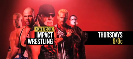IMPACT Wrestling: It's Official