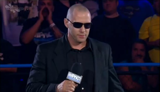 TNA Xplosion: Desmond Wolfe returns as commissioner