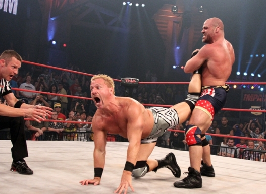 Kurt Angle: Still has a passion for Wrestling