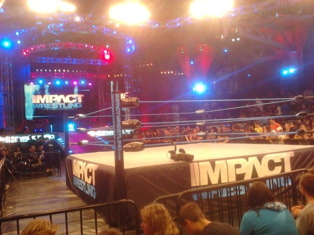 IMPACT Wrestling Zone - Orlando, FL.
