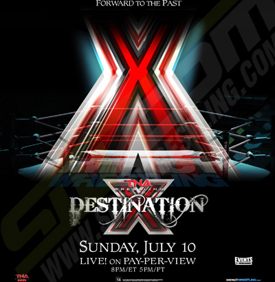 Destination X 2011: Promotional Poster