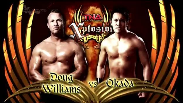 TNA Xplosion: Douglas Williams vs. Okada