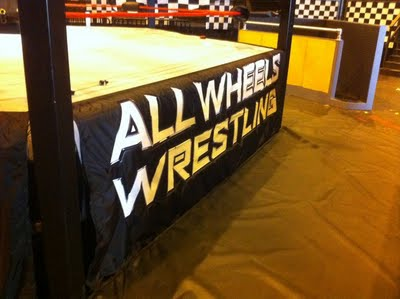 All Wheels Wrestling: Other Side of the Ring