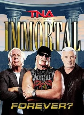 TNA Immortal Forever? DVD