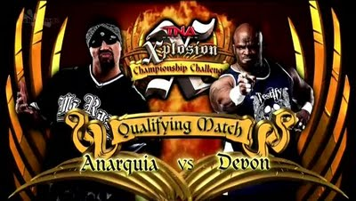 TNA Xplosion: Anarquia vs. Devon