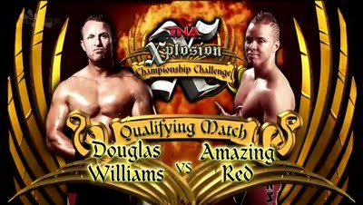 TNA Xplosion: Douglas Williams vs. Amazing Red